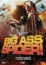 BIG ASS SPIDER - DVD MINERVA - REGIA MIKE MENDEZ