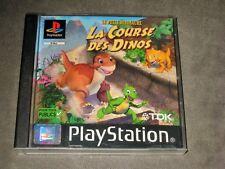 Petit Dinosaure - LA COURSE DES DINOS - Jeu PS1/PlayStation -  Racing Adventure