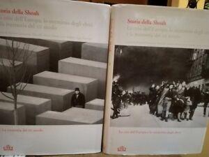 Storia della Shoah - Vol. I-II - UTET