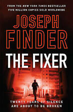Finder, Joseph, The Fixer, Very Good Book