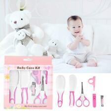 Hurrise 6pcs Daily Infant Kids Care Kit Baby Grooming Health Hair Care Products