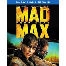 Mad Max: Fury Road  Blu-ray Disc 2015 Adult Owned Great Condition Fast Shipping