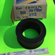 Studebaker, Rambler, AC, other,  air filter. 2112, CA-102PL.   Item:  8457