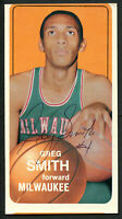 Greg Smith #166 signed autograph auto 1970-71 Topps Basketball Trading Card