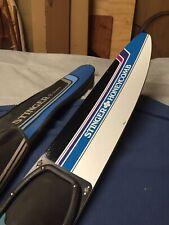 New listing 64� Stinger Honeycomb Graphite Pro Slalom Single Water Ski See Details