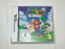 Nintendo DS Super Mario 64 DS komplett OVP