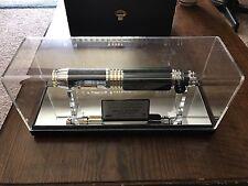 Rare 2005 Star Wars Master Replicas-MACE WINDU Lightsaber AOTC 222 / 1750