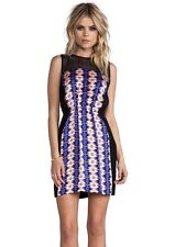 TWELFTH STREET BY CYNTHIA VINCENT Stairway To Heaven Dress Size S NWT $305