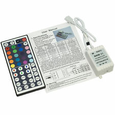 44Key IR Remote Controller For 5050/3528 RGB LED Light Strip Changeable Colour