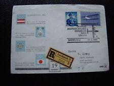 AUTRICHE - enveloppe 19/12/1964 (cy90) austria