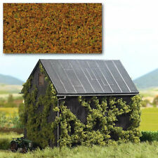 Busch 7347 NEW BROWN FOLIAGE 3 COLOURS