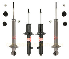 KYB GAS-A-JUST FRONT & REAR SHOCKS FITS 06-13 LEXUS IS250 IS350 AWD SET OF 4