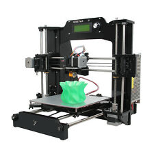 Geeetech Latest Support 6 filaments Full Acrylic Prusa I3 Pro X DIY 3D Drucker