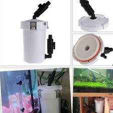 HW-602 Ultra-Quiet External Bucket Filter For Aquarium Fish Tank Without Pump