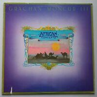 Grachan Moncur III - African Concepts Vinyl LP US 1980 Reissue Free Jazz Modal