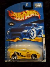 Hot Wheels ~ 2001 First Editions ~ TOYOTA CELICA ~ Yellow Grill Variant ~ NEW