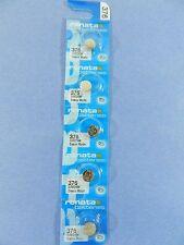 Renata 376  SR626W  Watch Electronic Batteries    Button Cell ,5Pc