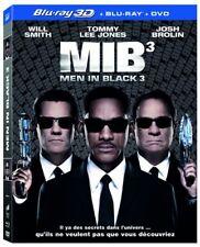 Men in Black 3 COMBO BLU-RAY 3D + BLU-RAY + DVD NEUF SOUS BLISTER
