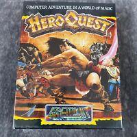 Hero Quest Spectrum Cassette 48K/128K +2 Amstrad Cassette 464+ Game NEW Sealed