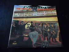 THE BEATLES Movie Medley 45 - Picture Sleeve