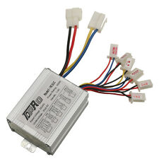 24V 500W Motor Brush Controller For EV Electric Bike Bicycle Scooter E-Bike