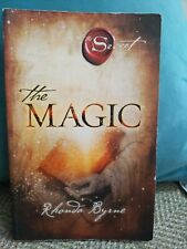 The Magic by Rhonda Byrne (2012, Trade Paperback)