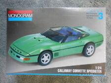 Monogram - Callaway Corvette Speedster (1:24)