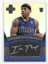 2012-13 Isaiah Thomas Panini Innovation INNOVATIVE INK AUTO RC #32 (T433)