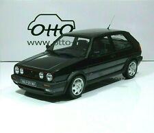 Volkswagen Golf II GTI Mk2 16V Baujahr 1985 schwarz 1:12 GO44 OttO-mobile