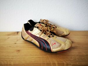 Puma sneaker Usian Bolt US10 44 Olympic Gold Limited Edition