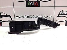 Genuine fiat 500 rear bumper mount bracket for the drivers side 51881402