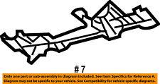 Dodge CHRYSLER OEM Avenger Front Bumper-Side Support Bracket Right 68381142AA