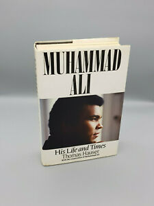 """Muhammad Ali """"His Life and Times"""" hand signed by Muhammad Ali"""