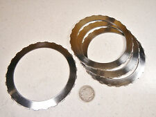 77 FORD C6 335 AUTOMATIC TRANSMISSION FORWARD CLUTCH STEEL PLATES DISKS DISCS