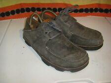 Olukai Ohana Lace Up Grey Men's 8.5 Shoes