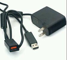GENUINE OEM MICROSOFT XBOX360 KINECT MOTION SENSOR USB POWER SUPPLY AC ADAPTER