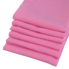3x Geschirrtuch Baumwolle Waffel-Pique rosa pink Trockentuch Küchentuch rose