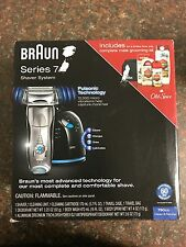 BRAUN SERIES 7 790CC SPECIAL DELUXE SERIES Electric Shaver W/ Old Spice PRODUCTS