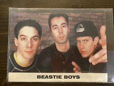 Rare Vintage Beastie Boys Postcard Sticker