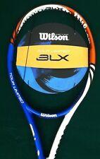 New Wilson Blx Tour Limited (95 sq. in.)tennis racket. Grip size (2) 4 1/4.