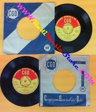 LP 45 7'' BETTY CURTIS e JOHNNY DORELLI Li per li Una marcia in fa no cd mc vhs*
