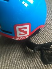 Salomon Junior Ski Helmet Size S 49-53