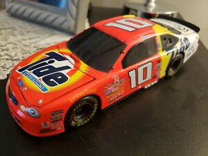 ACTION NASCAR Ricky Rudd #10 Tide 1998 Ford Taurus BANK 1:24 LIMITED EDITION