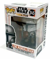 IN STOCK Funko The Mandalorian 345 Disney Star Wars Bounty Hunter MINT BOX