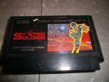 JEU NINTENDO FAMICOM (NES JAP): STAR SOLDIER -Cartouche seule