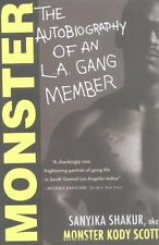 Monster: The Autobiography of an L.A. Gang Member by Sanyika Shakur, (Paperback)