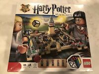 NEW & SEALED! Lego Game 3862 HARRY POTTER HOGWARTS Ages 8+ RARE & Retired!