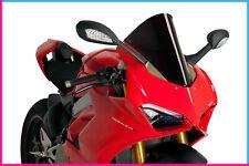 Puig Cupolino Racing Ducati Panigale V4 S 2020 Nero