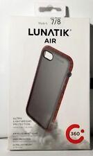 Apple iPhone 7 Premium Lunatik AIR Ultra Lightweight Case Lava