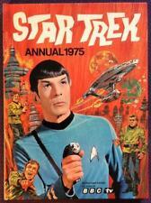 Star Trek Annual 1975 Hardback. VF+ condition.